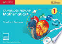 Cambridge Primary Mathematics Stage 1 Teacher's Resource with CD-ROM