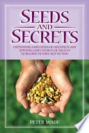 Seeds And Secrets