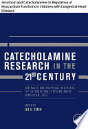 Catecholamine Research in the 21st Century Book