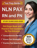 NLN PAX RN and PN Study Guide 2021 2022