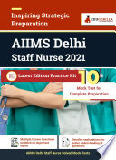 """AIIMS Delhi Staff Nurse 2020 