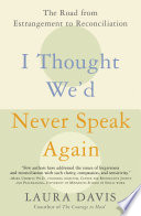 I Thought We d Never Speak Again Book PDF
