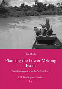 Planning the Lower Mekong Basin