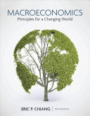 Macroeconomics  Principles for a Changing World