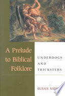 A Prelude to Biblical Folklore Book