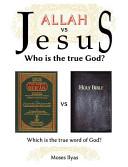 Allah Vs. Jesus