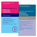 Oxford Handbook of Medical Science and Oxford Handbook of Medical Statistics