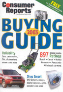 Buying Guide 2003 Book