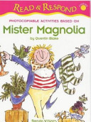 Photocopiable Activities Based on Mister Magnolia by Quentin Blake