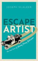 Escape Artist [Pdf/ePub] eBook