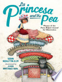 link to La princesa and the pea in the TCC library catalog
