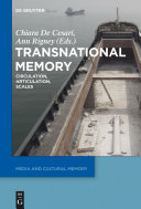 Transnational Memory [Pdf/ePub] eBook