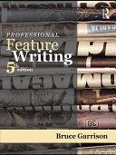 Professional Feature Writing Pdf/ePub eBook