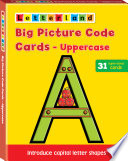 Books - Letterland Big Capital Picture Code Cards (CAPS) | ISBN 9781862091986