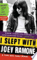 I Slept with Joey Ramone