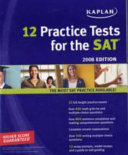 12 Practice Tests For The Sat 2008 Book PDF