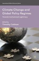 Climate Change and Global Policy Regimes Pdf/ePub eBook