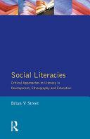Social Literacies