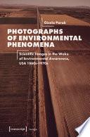 Photographs of Environmental Phenomena