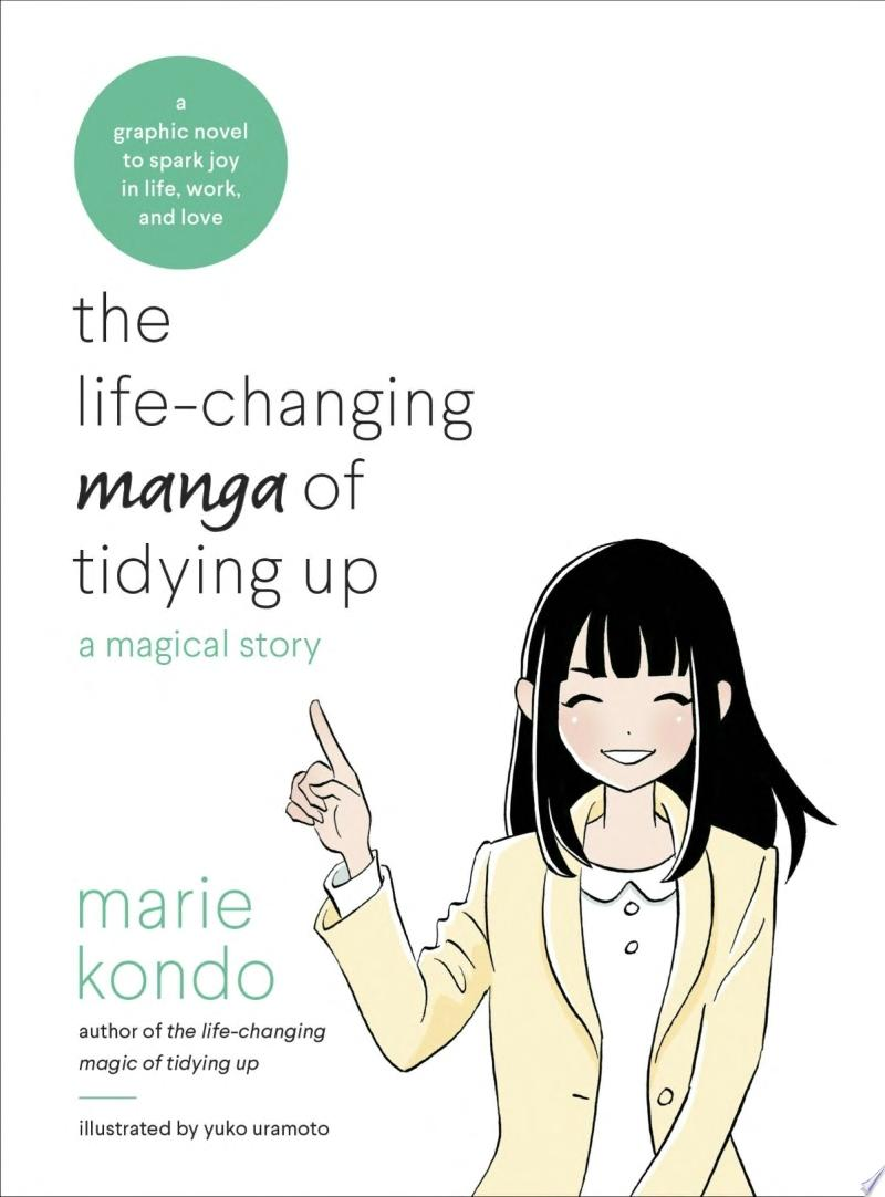 The Life changing Manga of Tidying Up