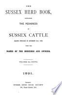 The Sussex Herd Book