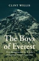 The Boys of Everest Pdf
