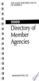 Directory of Member Agencies