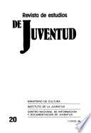 Revista de estudios de juventud