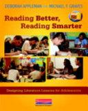 Reading Better  Reading Smarter