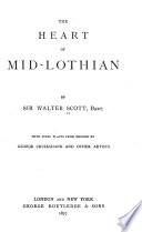 Waverley Novels The Heart Of Mid Lothian