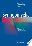 """Syringomyelia: A Disorder of CSF Circulation"" by Graham Flint, Clare Rusbridge"