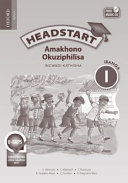 Books - Headstart Life Skills Grade 1 Teachers Guide (IsiZulu) Headstart Amakhono Okuziphilisa IBanga 1 Incwadi kaThisha | ISBN 9780199054916