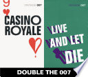 Double the 007  Casino Royale and Live and Let Die  James Bond 1 2  Book
