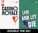 Double the 007  Casino Royale and Live and Let Die  James Bond 1 2