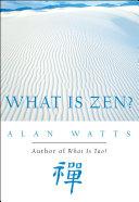 Pdf What Is Zen?