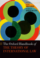 The Oxford Handbook of the Theory of International Law