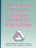 Measuring Physical Activity and Energy Expenditure