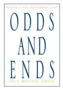 Odds and Ends Pdf/ePub eBook