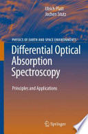 Differential Optical Absorption Spectroscopy Book
