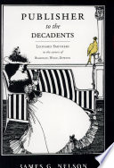 Publisher To The Decadents