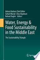 Water  Energy   Food Sustainability in the Middle East