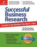 Successful Business Research Book