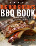Big Bob Gibson's BBQ Book Pdf/ePub eBook