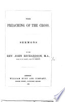 The Preaching of the Cross  Sermons