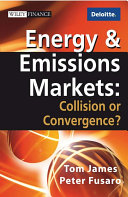 Energy and Emissions Markets