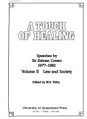 Pdf A Touch of Healing
