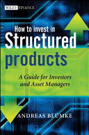 Pdf How to Invest in Structured Products Telecharger
