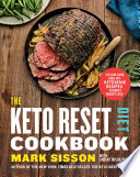 The Keto Reset Diet Cookbook Book