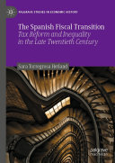 The Spanish Fiscal Transition