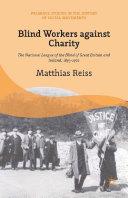 Blind Workers against Charity Pdf/ePub eBook